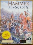Hammer of the Scots Board Game