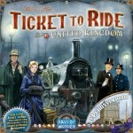 Ticket to Ride: United Kingdom & Pennsylvania Map Collection