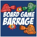 Board Game Barrage - Gen Con 2019 Day One