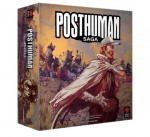 Posthuman Saga Board Game