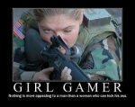 Deep Thoughts on Women and Gaming