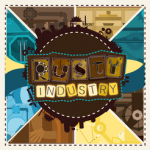 Rusty Industry: A Fast-Paced Engine Building Board Game