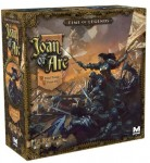 Time of Legends: Joan of Arc Coming to Retail With a New Core Set