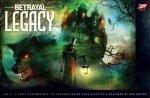 Betrayal Legacy Board Game