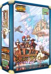 Professor Treasure's Secret Sky Castle