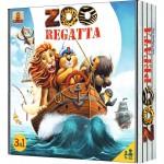 ZOOregatta: 3 adventures in 1 box