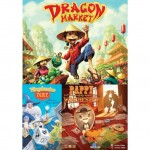 A Harvest of Blue Oranges - Kingdomino: Duel, Dragon Market, Pappy Winchester Reviews
