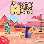 Mars Open: Tabletop Golf Review