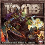 Tomb Board Game
