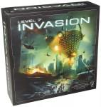 Level 7 Invasion Board Game