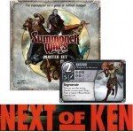 Next of Ken, Volume 30:  Summoner Wars Master Set, We Didn't Playtest This at All, Legend of Drizzt