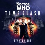 Doctor Who Time Clash Starter Kit