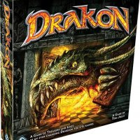 Drakon Boardgame