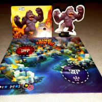 King of Tokyo: King Kong Character Pack Board Game Review