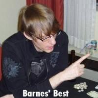 Barnes' Best 2018