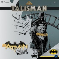 Talisman: Batman - Super Villain Edition In Stores Now