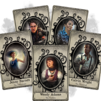 Arkham Horror 3rd Edition Investigators