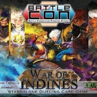 BattleCon: War of Indiness