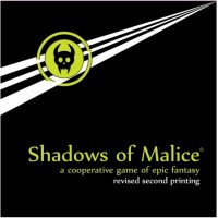Shadows Of Malice Board Game