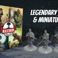 Maximum Apocalypse: Legendary Edition Kickstarter
