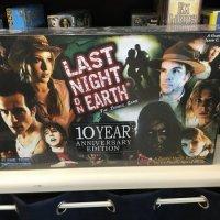 Last Night on Earth 10th Anniversary Edition