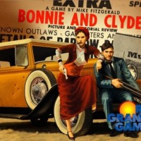 Mystery Rummy: Bonnie & Clyde