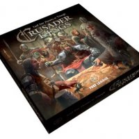 Crusader Kings board game coming to Kickstarter