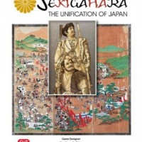 Sekigahara Board Game