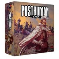 Posthuman Saga Board Game