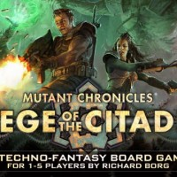 Mutant Chronicles: Siege of the Citadel 2nd Edition