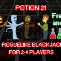 Potion 21 Kickstarter