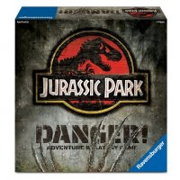 Jurassic Park Danger Board Game