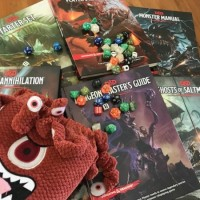 It Came From the Tabletop! - Betrayal Legacy, Dungeons & Dragons, and Magical Athlete