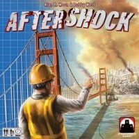 Aftershock Board Game