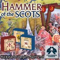 Hammer of the Scots Kickstarter