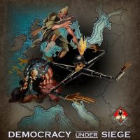 Democracy under Siege now in pre-order