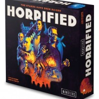 Horrified: Universal Monsters Board Game