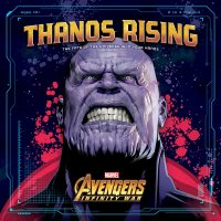 Thanos Rising Board Game