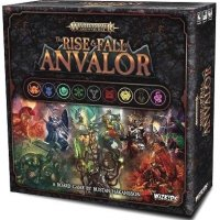 The Rise and Fall of Anvalor