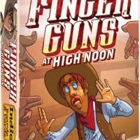 Finger Guns at High Noon