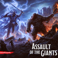 Assault of the Giants: Lost In the Crowd.