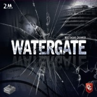 Watergate - A Five Second Board Game Review