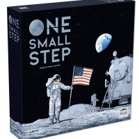 One Small Step - Apollo 11 Board Game Kickstarter