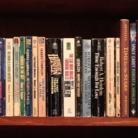 Engineer Al's Sci-Fi Library: Robert A. Heinlein