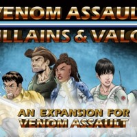 VENOM Assault Kickstarter