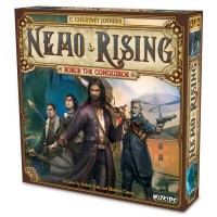 Nemo Rising: Robur the Conqueror Board Game