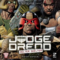 Judge Dredd: Helter Skelter Board Game