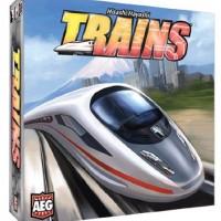 Trains Board Game AEG