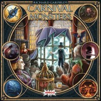 Carnival of Monsters by Richard Garfield