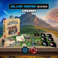 Tailsman: Legendary Tales Giveaway